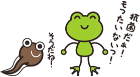 米ぬかレジ袋-抗菌